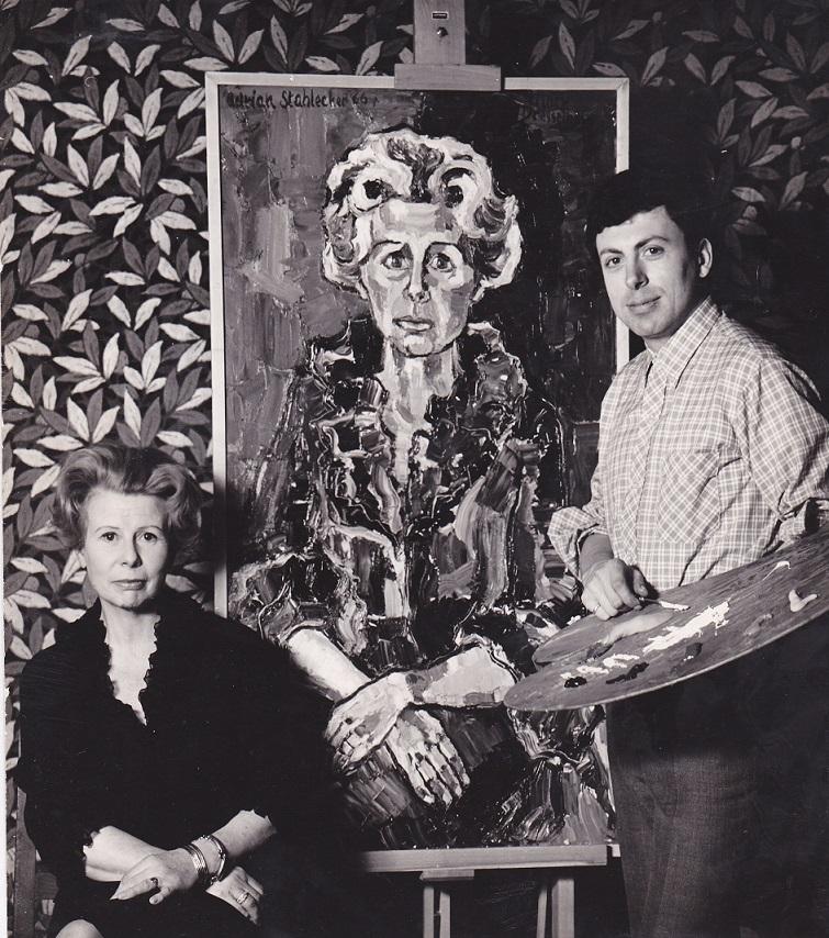Adrian en Mary Dresselhuys