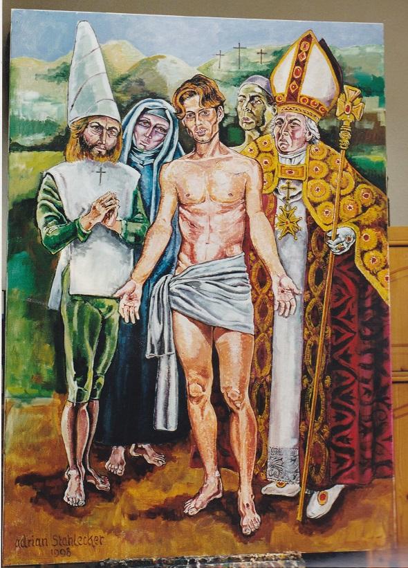 Jesus Mysterie Kerk Elandstraat-1