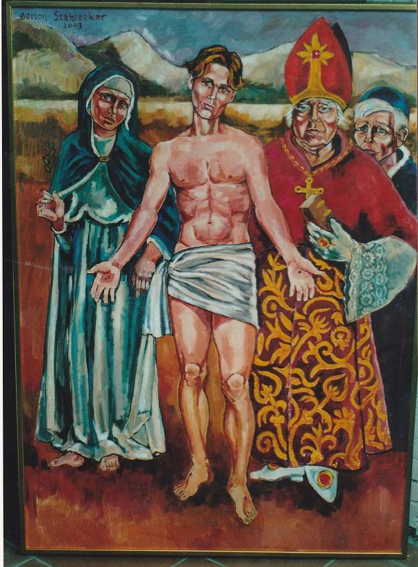 Jesus Mysterie Kerk Elandstraat