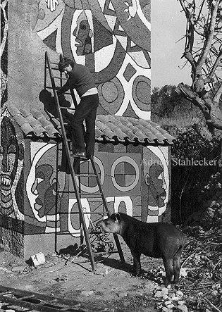SafariParkArt Rioleon Albiņani 1972