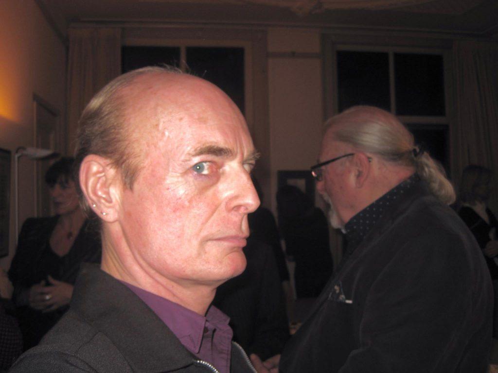 Adrian met Maurice Heerdink