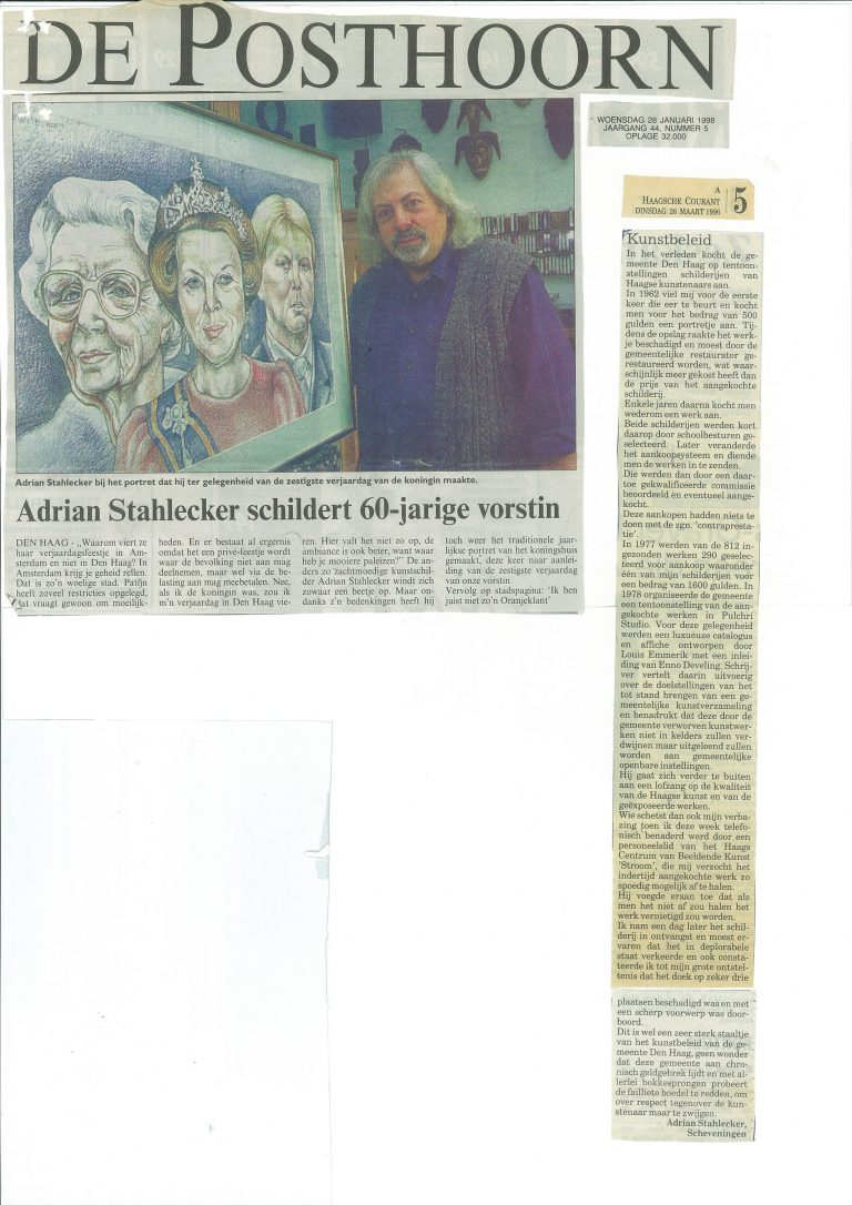 De Posthoorn 28.01-1998