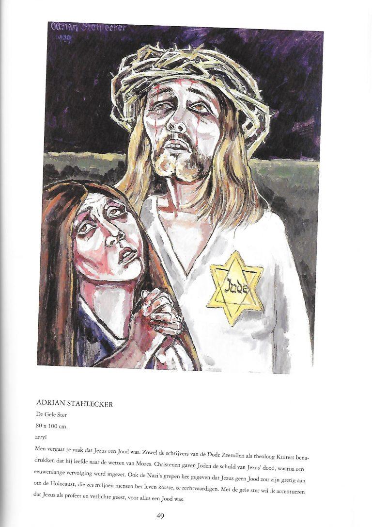 Uitnodiging Het Jezus Mysterie, 1999