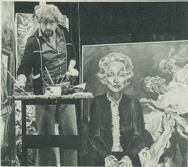 Marlene met Adrian