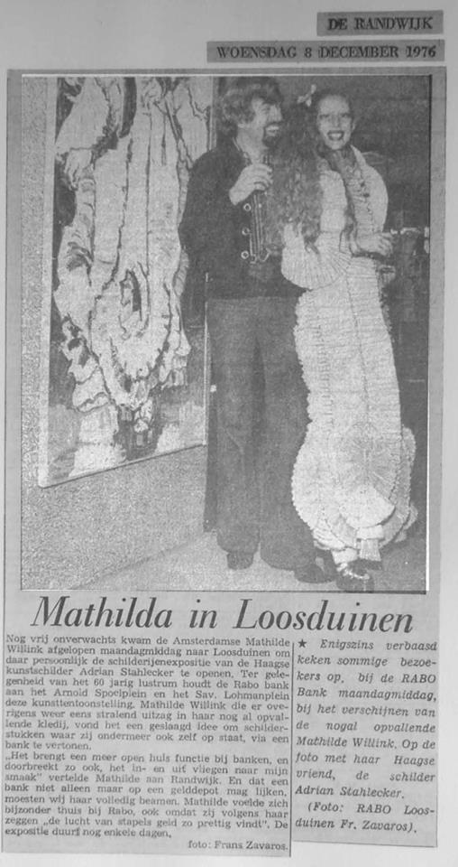 Mathilde in Loosduinen 5