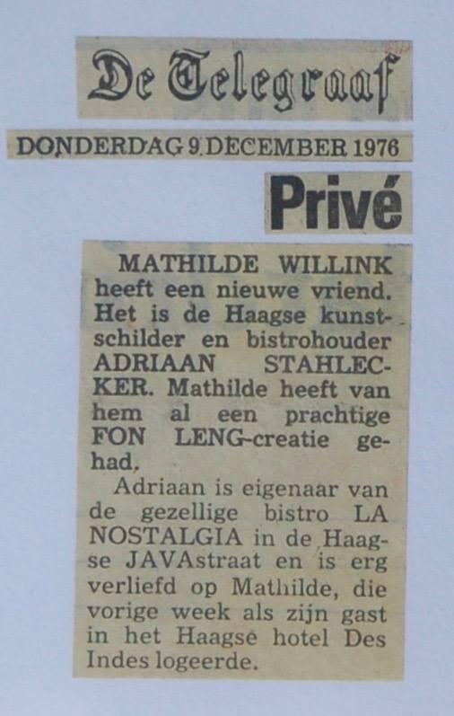 Privé 9.12.1976 Mathilde 9