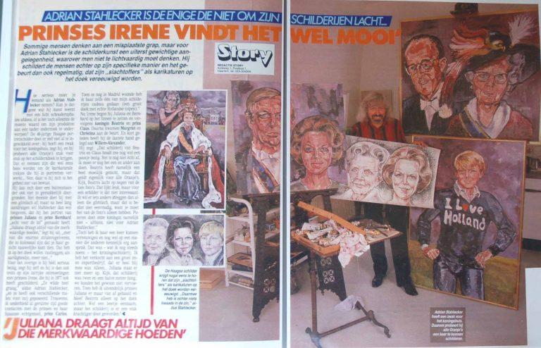 Story Schilderijen Koningshuis
