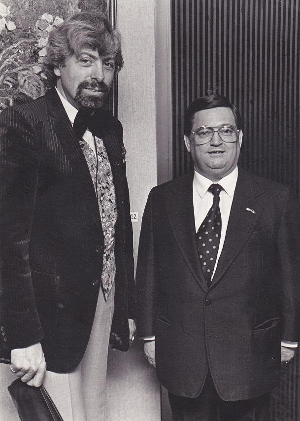 Adrian met Willy Alberti