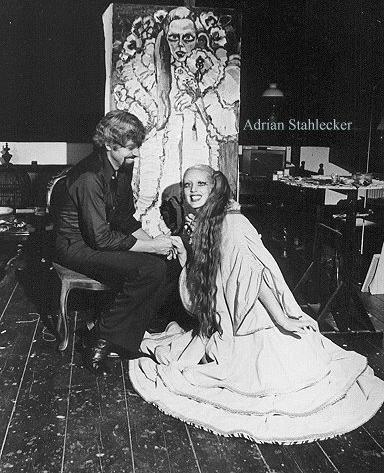 Adrian met Mathilde Willink