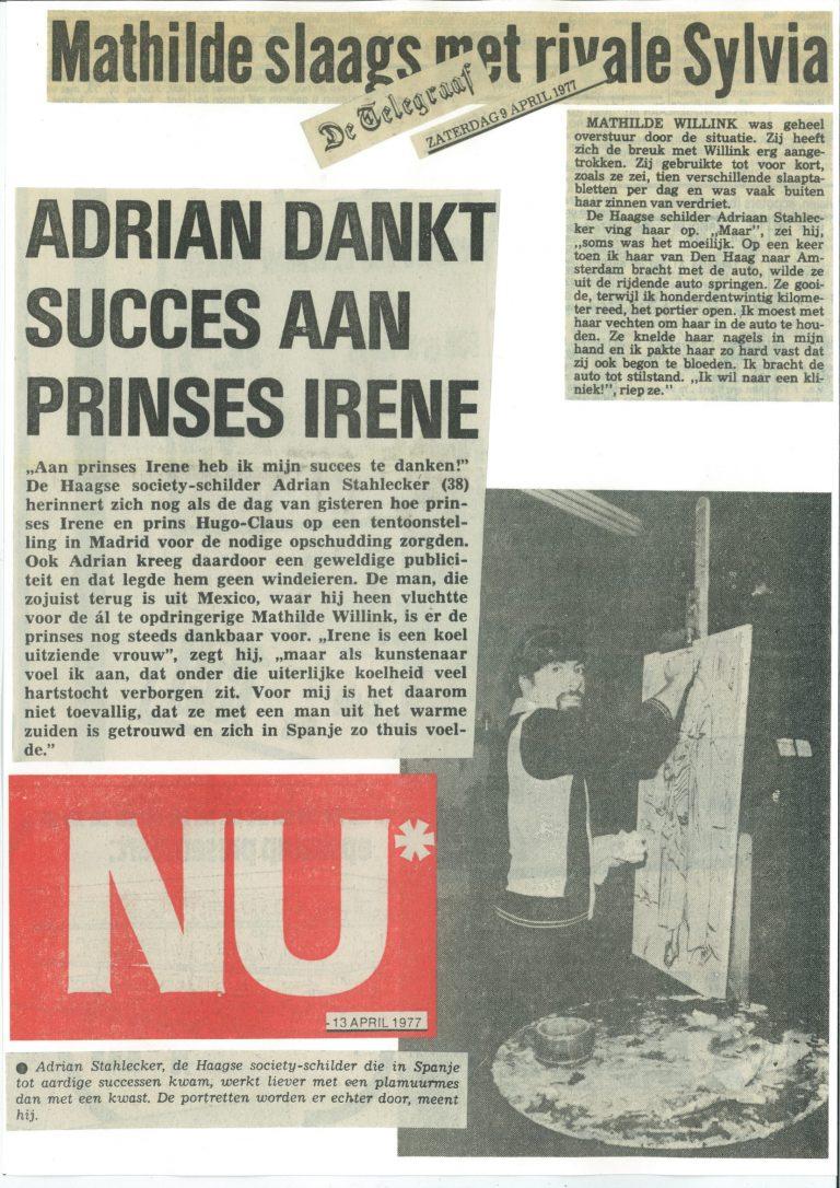 De Telegraaf 09.04.1977