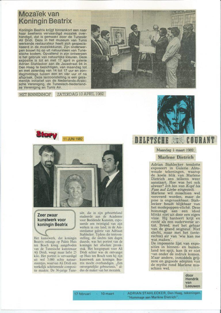 Delftse Courant 01.03.1982