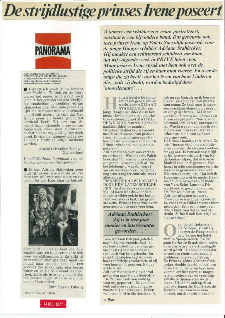 Panorama 14.05.1977