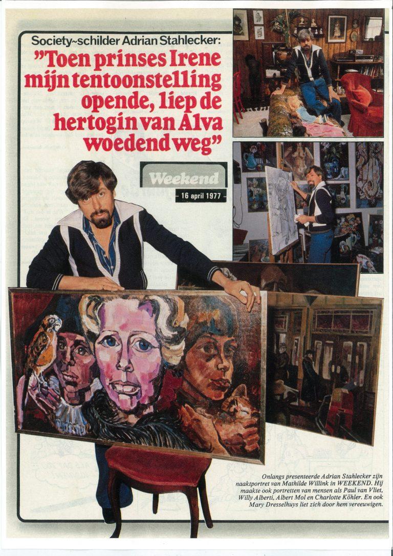 Weekend 16.04.1977