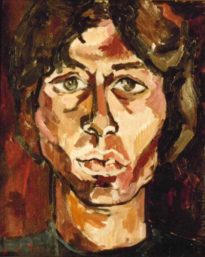 Portret 35 John Finch