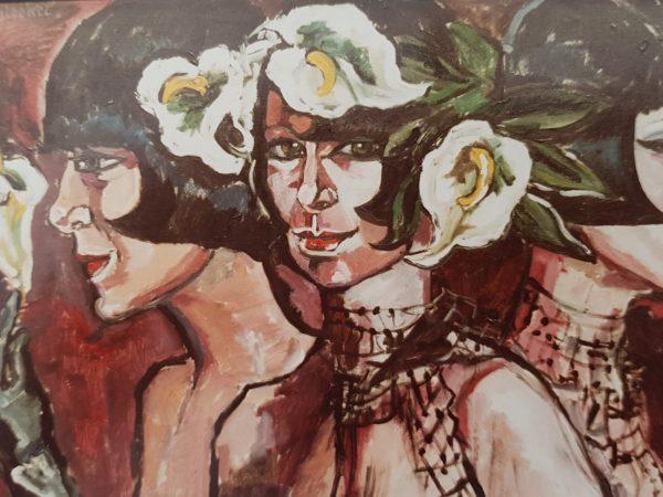 Schilderij van Andrée Rupp