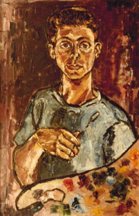 Zelfportret 1